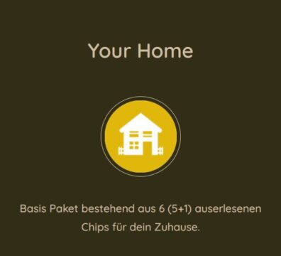 Your Home - Package